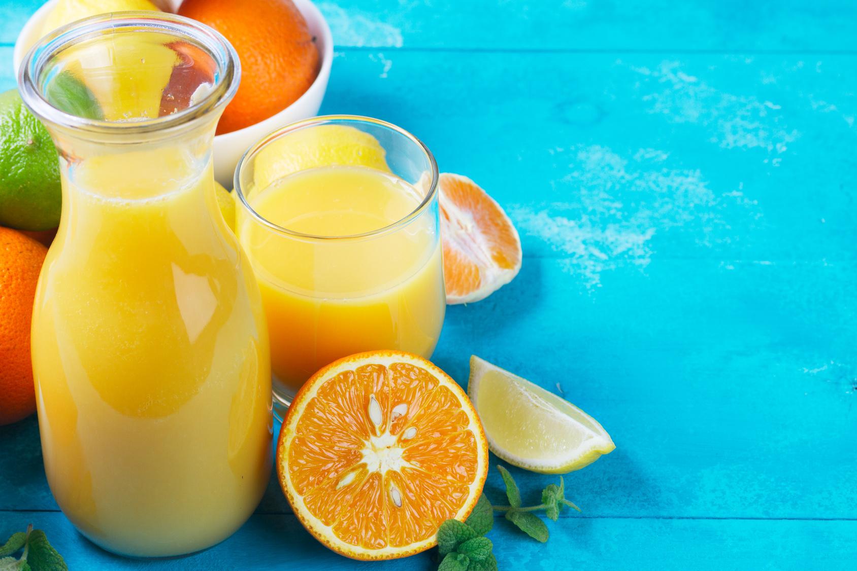 街コンレポート_オレンジとオレンジジュース