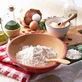 街コンレポート_小麦粉や卵の食材があります