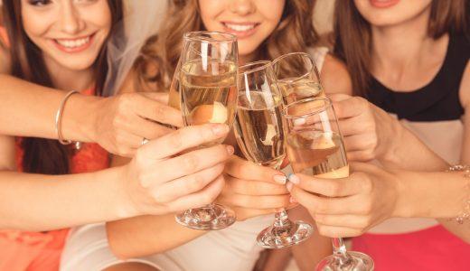 女性に大人気のお洒落なワインコン