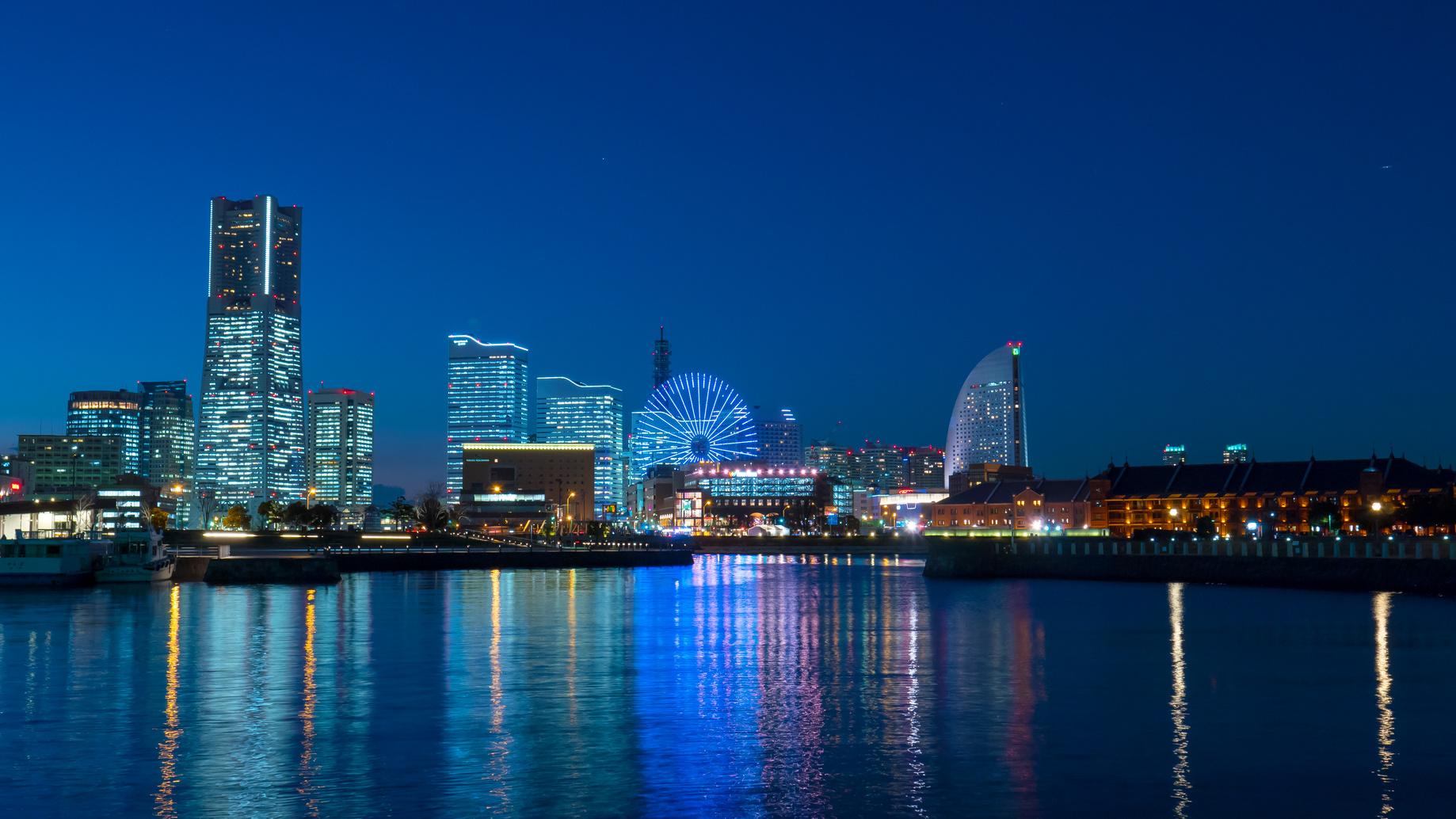 街コンレポート_横浜の夜景