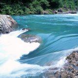 街コンレポート_流れのはやそうな川の写真