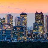 街コンレポート_新宿の夕方