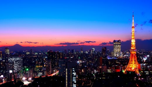 東京の様々なスポットをご紹介!