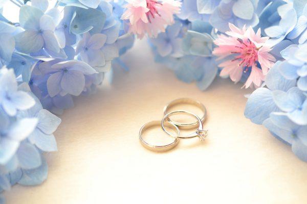 街コンレポート_婚約指輪と結婚指輪