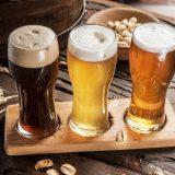 街コンレポート_3種類のビール